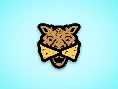 Wontaun space food logo hoth star wars pin badge tauntaun