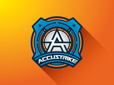 Nerf Accustrike Badge