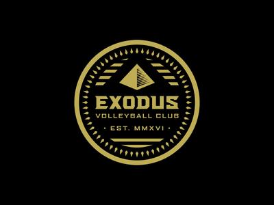 Exodus Club Patch