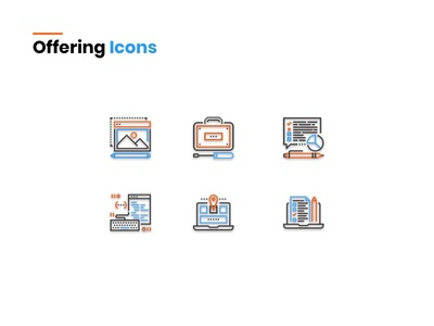 Offering Icons