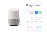 Google Home Customization
