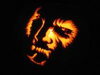 Wolfman Jack...o-Lantern