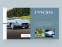 Juguar Classic E-Type-0