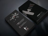 HMANO FOTO logo and business Card