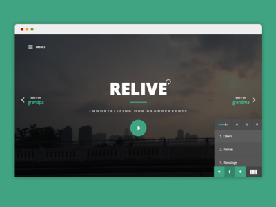 The Relive Project