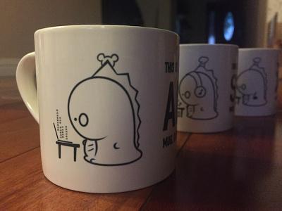 Christmas 2015 Mugs feat. JooJoo gift cartoon joojoo christmas