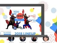 TEDxBerkeley 2018 Lineup
