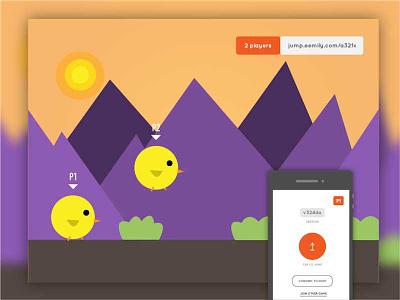 Jumpeee the Game platform online desktop mobile chicken game