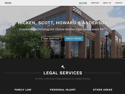 HSHA Law Website