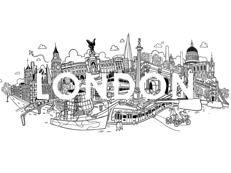 London design london illustration