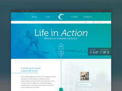 Life In Action - Why you should live/work/play in Carlsbad