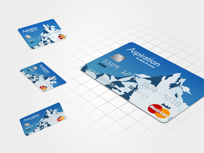 EMV Cards - 3D Rendering Template