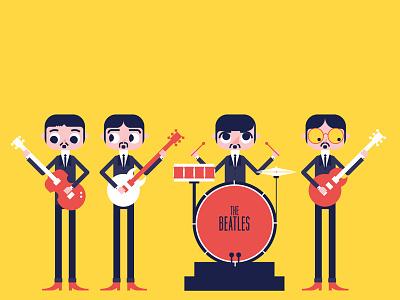 Rock Band | The Beatles the beatles rock band guitar bass drums