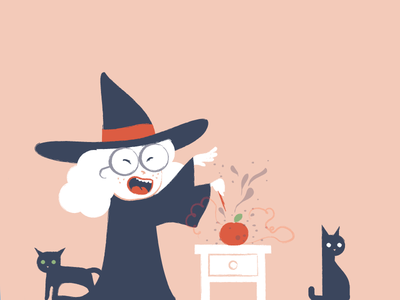 Abracadabra! witch