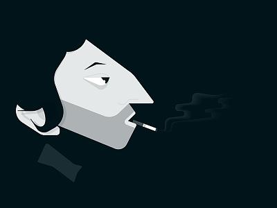 Dieu est un fumeur de Havane gitanes gainsbourg