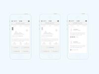 App Mockup - UX/UI