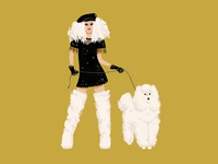 Sharon Needles: Canine Couture