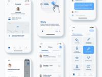 Medicover – Mobile App Redesign