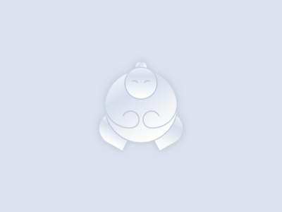 Branding Identity - Zen Sumo design illustrator illustration identity icon app zen branding logo