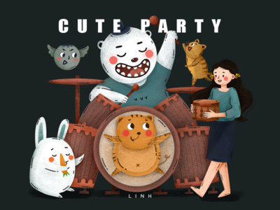 cuteparty