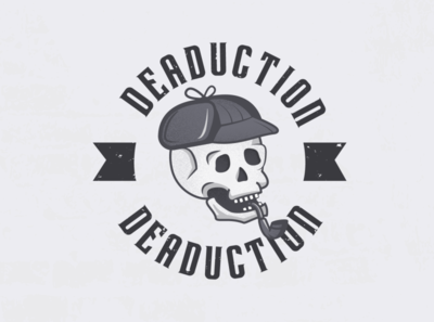 Deaduction logodesign inspiration vector designinspiration graphicdesign design identity idea icon creative concept logo branding illustration