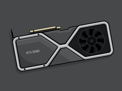 Nvidia New Beast gaming nvidia graphicdesign flat inspiration vector illustration graphic design graphic vector design illustration