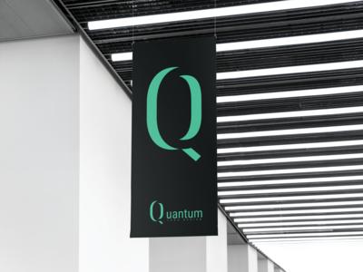 Quantum Logo product Design