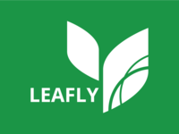 Leafly - project on logo design