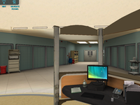 In-game Hospital Ward