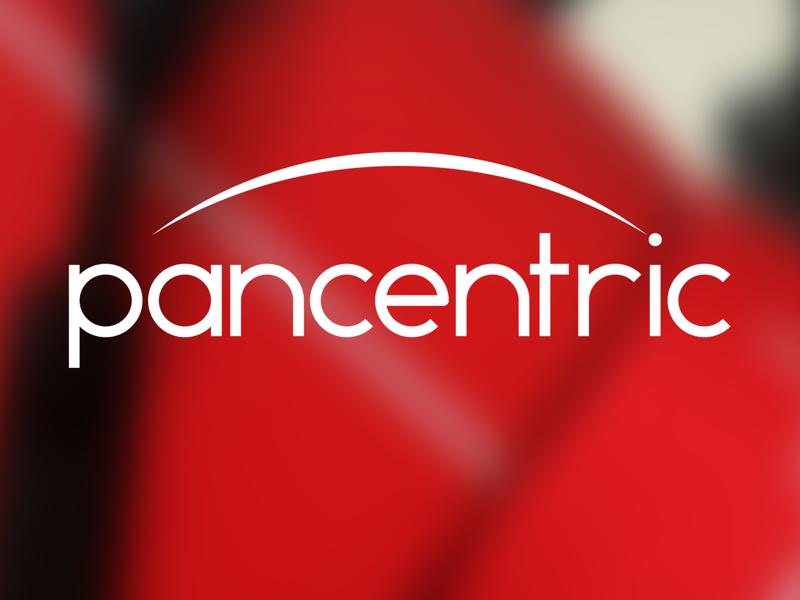 Pancentric Logo font typeface identity logo