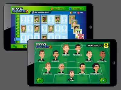 Stick Soccer Dream Team