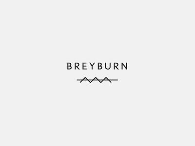 Breyburn Logo branding identity logo