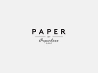 Paper by Paperless Post Identity