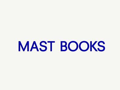 Mast Books branding print