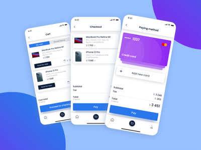 Daily UI #002  Credit Card Checkout checkout simple buttons app uiux ui interface design dailyui