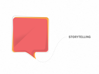 Speech Bubble Storytelling