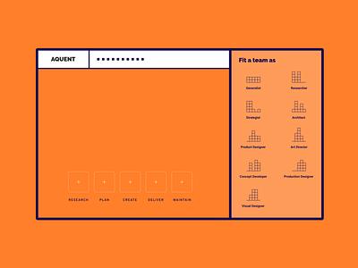 Persona matrix icon grid interaction game interface web app app web ux uiux ui