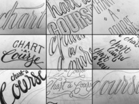Letter Sketches