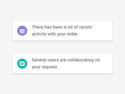 User Notifications web app illustration messager notifications button app icon user interface ux ui  ux