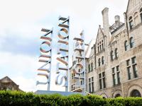 Union Station Hotel Nashville - Exterior Signage