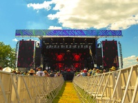 Bonnaroo The Other Stage Scrim