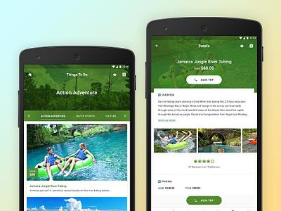 GuestFriend - Hotel Management material design android ux design ux  ui ux user experience ui design uidesign ui