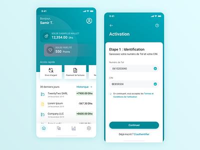 Wallet app finance mobile ios uxdesign uidesign ux ui wallet app money transfer money wallet