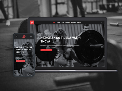 20350 Athletics - Fitness & Lifestyle Website website dailyui app mobile app web page landing web design ux adobe xd ui