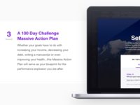 100DayChallenge.com - Upcoming Sales Page
