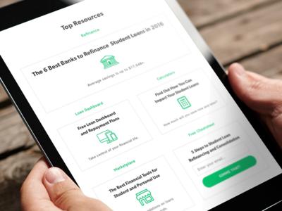 Student Loan Hero - New Blog Top Resources