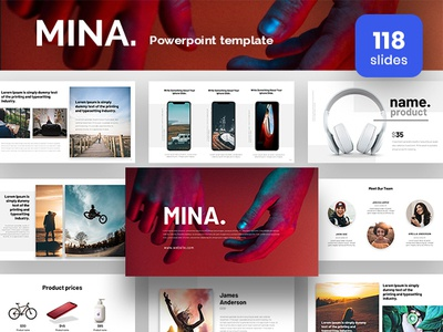 Portfolio Presentation Designs Themes Templates And Downloadable Graphic Elements On Dribbble