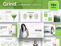 Grind Powerpoint Presentation Template
