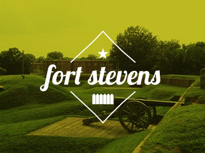 Fort Stevens Blog Post national-battlefield typography washington dc blog fort stevens civil-war