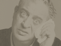 Guilloché Rodney Dangerfield